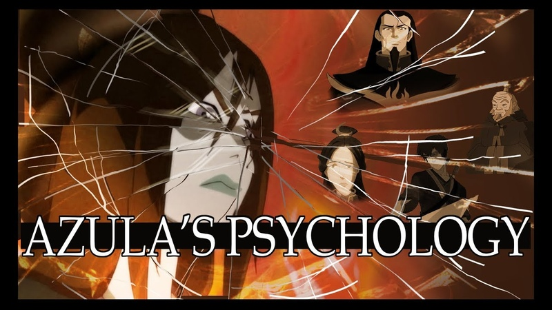 The Psychology of Azula l Avatar: The Last Airbender
