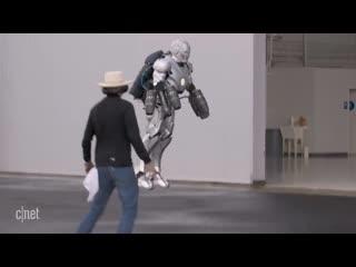 Вполне реальный костюм Железного человека
