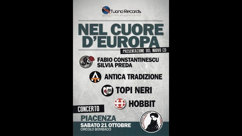 Caorso PC 21 10 2017 Nel Cuore d'Europa 3 Topi Neri