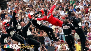 Indianapolis 500: Top 5 victory lane moments | Indy 500 | Motorsports on NBC