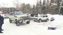 Автолюбители Бердска приняли участие в гонках по бездорожью