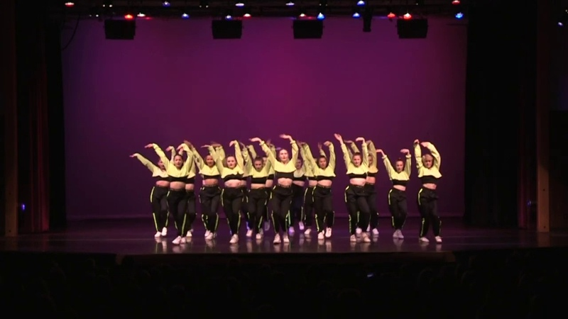 Columbia Gorge Dance Academy | Advanced Hip Hop | Hey Mama - David Guetta Ft. Nicki Minaj