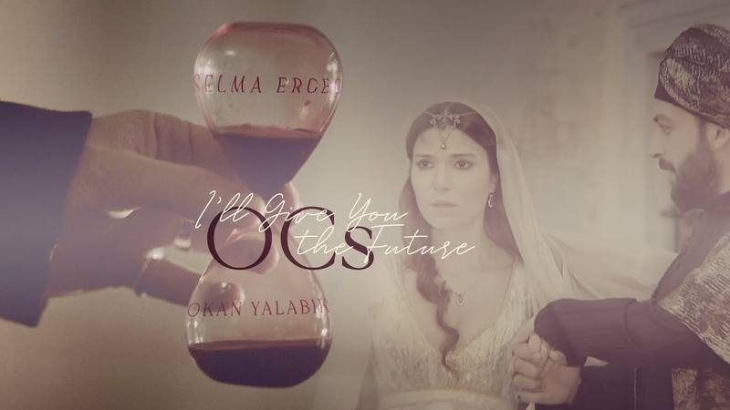 Okan Yalabık Selma Ergeç OCs I'll Give You the Future vampires