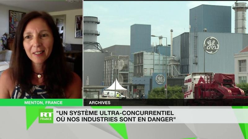 General Electric «On est dans un système ultra-concurrentiel où nos industries sont en danger»