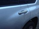 Наши работы по Toyota Prado 150 : Кузовной ремонт задней правой двери, ремонт верхней стойки, ремонт переднего бампера, с покраской верхней стойки, покраска задней двери, покраска переднего бампера Тойота Прадо 150.