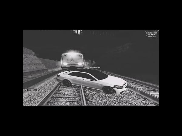 паравозик Томас на Amazing RP