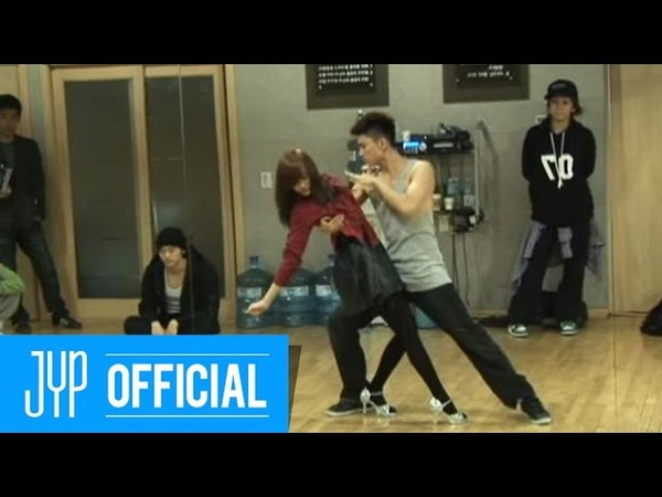[Undisclosed Clip] Wonder Girls 2PM Nobody Tango ver. for MKMF 2008