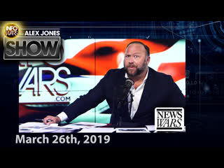 Full Show - BOMBSHELL! Trump Says Deep State Committed Treason / Hate Crime Hoaxer Jussie Smollett Walks - 03/26/2019
