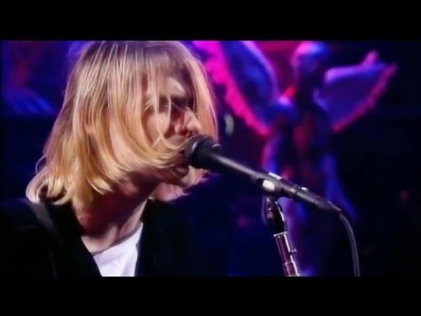 Nirvana - Heart-Shaped Box ( MTV Live And Loud, Seattle /1993) (1080p)