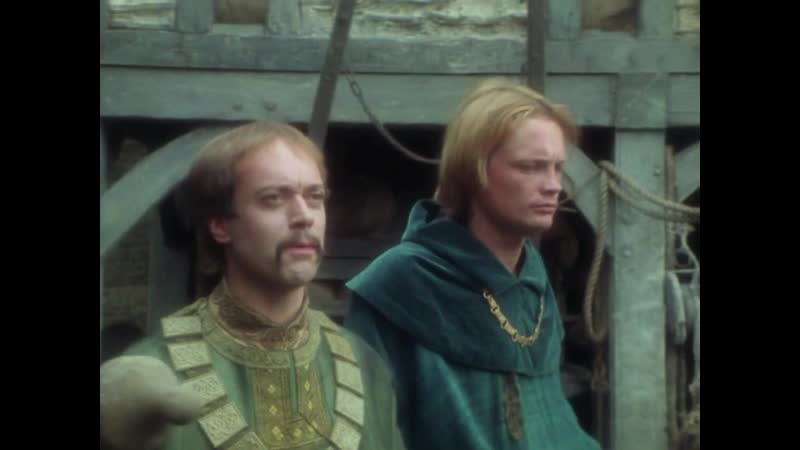 Робин из Шервуда Робин Гуд Robin of Sherwood 1984 1986 Сезон 3 серии 11 12 13 Перевод НТВ VHS