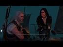 18 Секс с Йеннифер и воровство маски Мышовура 🦉 The Witcher 3 Ведьмак 3 45