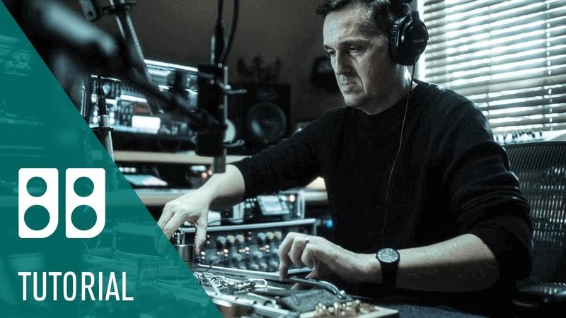Robert Dudzic on Sound Design with Backbone Drum Re Synthesizer