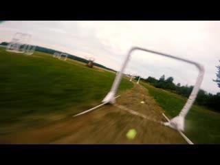 Drone race_ репортаж с соревнований по гонкам на дронах