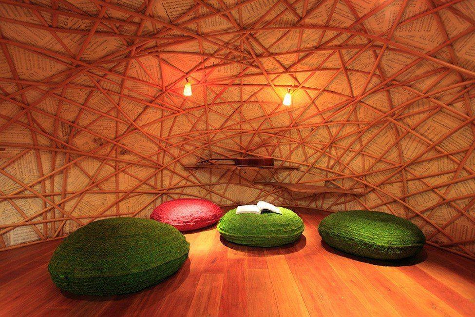 Экологический детский центр в Таиланде
