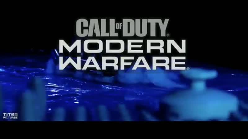 Mega Construx - Call of Duty Modern Warfare