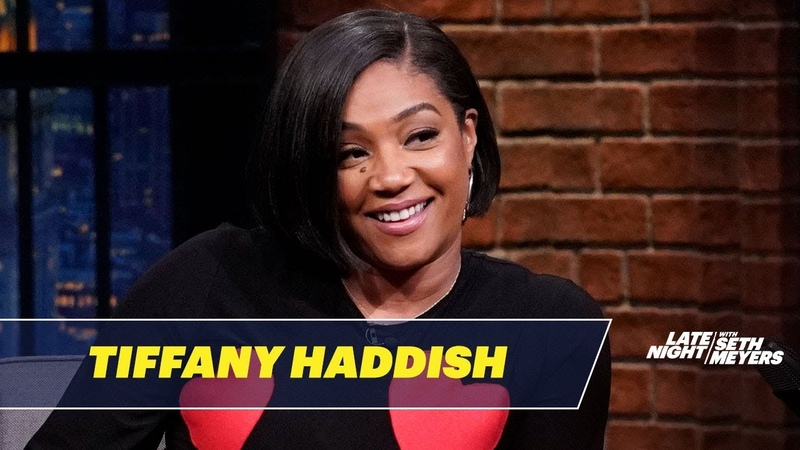 Tiffany Haddish Took Over Netflix's Golden Globes After Party