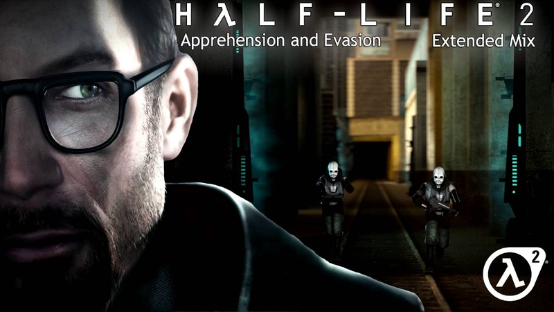 Half-Life 2 OST — Apprehension and Evasion (Extended Mix)