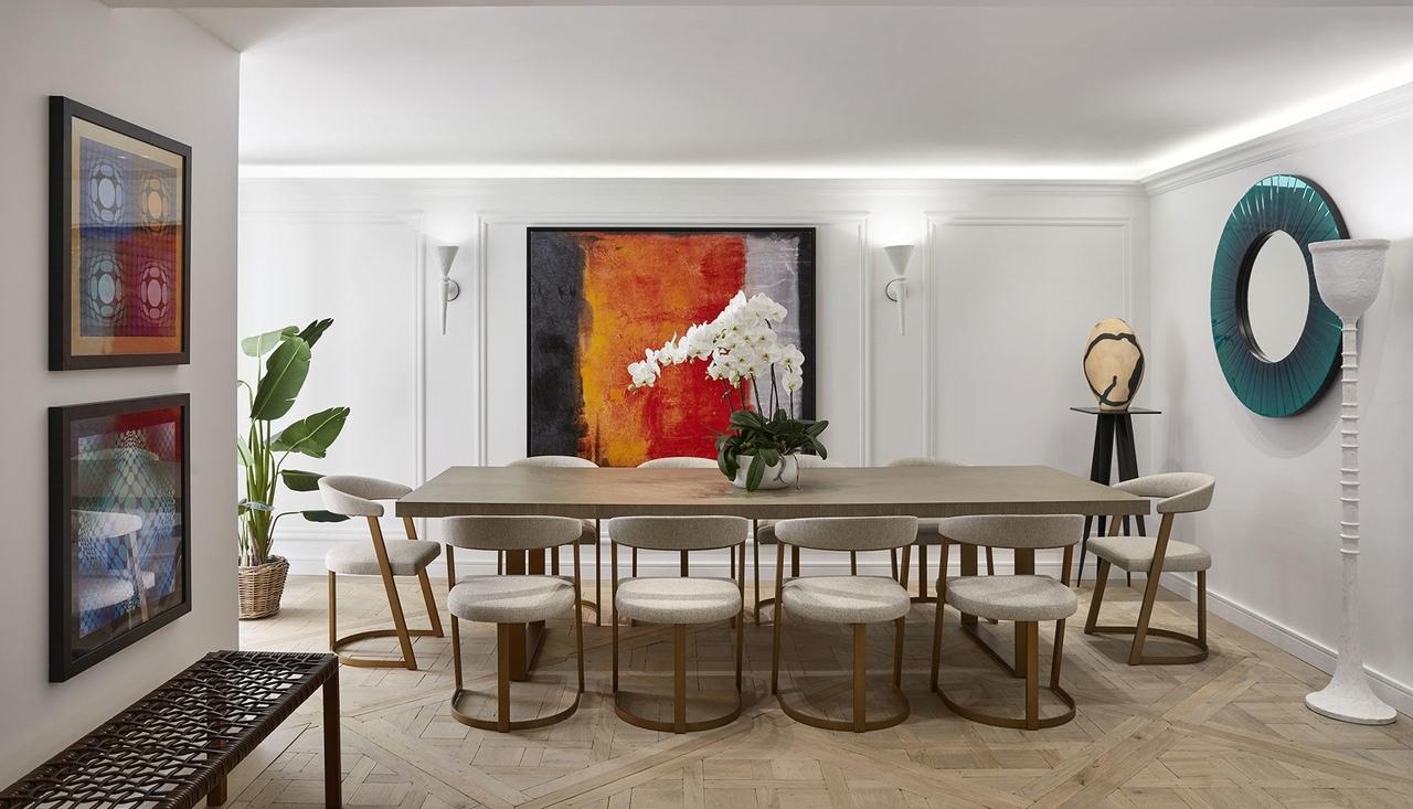 Проект Стефани Кута: «я хотела сохранить парижский стиль»    02