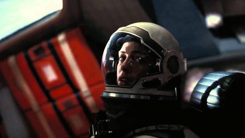 Interstellar Docking Scene 1080p IMAX HD
