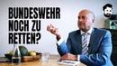 Oberst a D über die marode Bundeswehr Chaos im Bundestag Rüdiger Lucassen MdB speakup