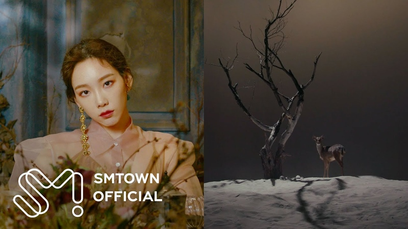 TAEYEON of Girls Generation - Four Seasons