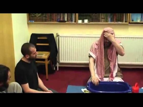 Шейх Абу Аль Юср 1ч Омовение и азан