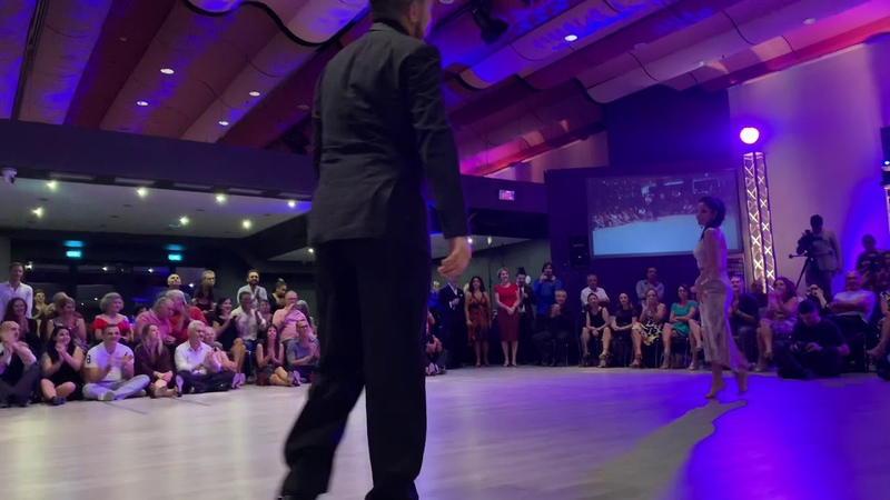 CLARISA ARAGÒN y JONATHAN SAAVEDRA Bari Tango Congress 2019 4-4