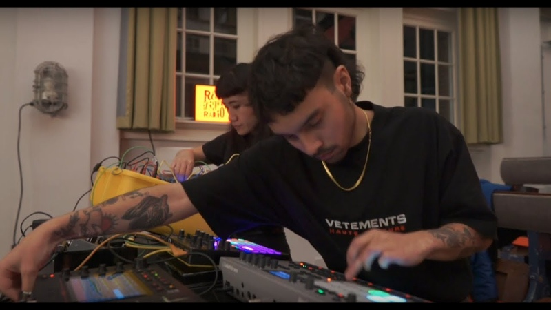 Animistic Beliefs | LIVE @ Red Light Radio x Jägermusic