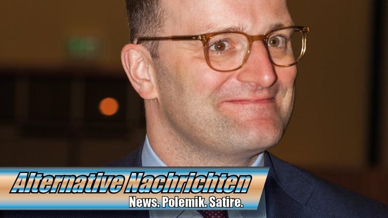 Kein Aprilscherz Jens Spahn rettet Deutschland Top Thema AN 381