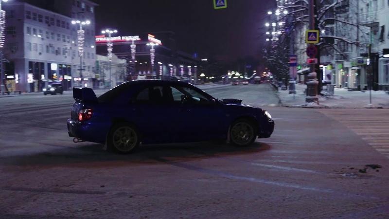 Opposite Nightshift Subaru WRX STI