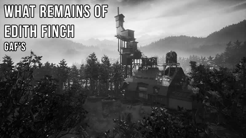 What Remains of Edith Finch 1 серия Хочу тоже особняк в наследство.