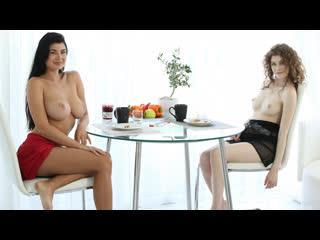 Lucy li, Heidi Romanova [HD porn lesbian sex amateur kissing pussy licking beautiful teen russian natural tits boobs busty ass]