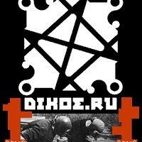 Логотип ДИКОЕ РАДИО