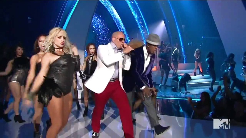 Nayer Pitbull MTV Video Music Awards