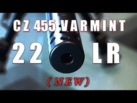 CZ 455 VARMINT cal .22 LR (NOW 2018) ОБЗОР глазами владельца !