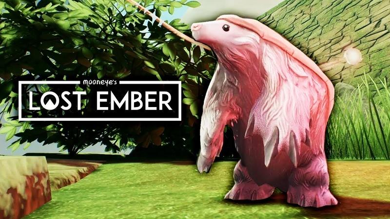 Lost Ember 2 НАШЁЛ НОВОЕ ТЕЛО ДЛЯ ДУШЕХОДСТВА! Очень красивая игра Симулятор Волка