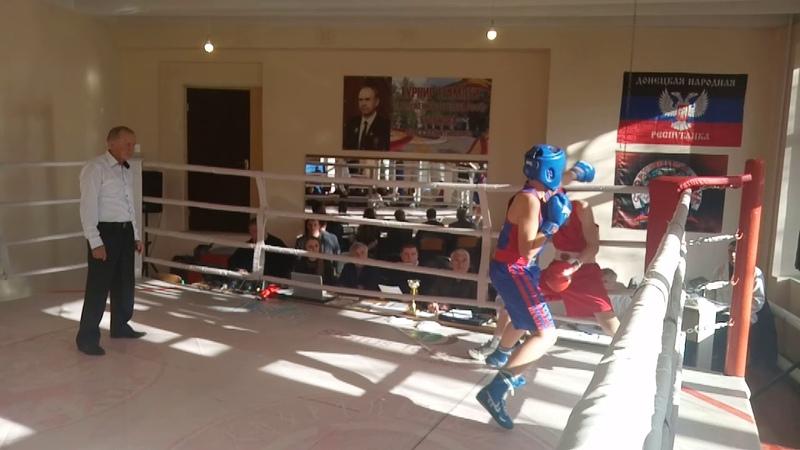 Терещенко Кирилл 16.11.2019 бокс