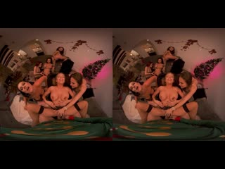 Sorority Hookup: Party Never Ends  - Gabbie Carter, Britney Amber, Chanel Preston, Karma Rx, Lola Fae, Texas Patti