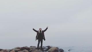 "Александр Молочко on Instagram: ""#Океан Что-то навеяло. Спасибо @bilanofficial и #Санкт-Петербург Скоро запишу клип #ПолуночноеТакси #АлександрМоло..."