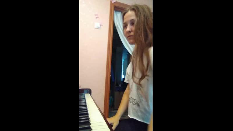 Piano: Iriya Vorobyova
