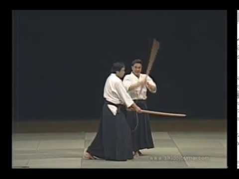 Highlights of the 1st Aikido Friendship Demonstration, Tokyo, Japan (1985)