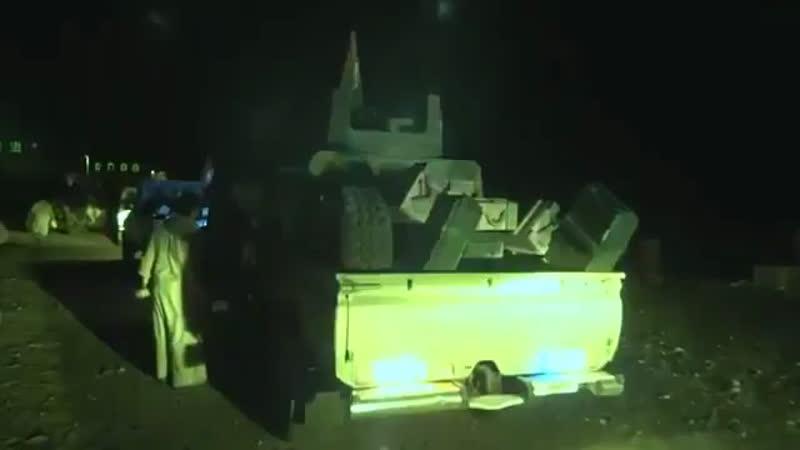 Войска хадистов из Мариба едут в Шабву
