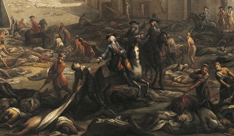 Самые страшные пандемии в истории человечества, изображение №1