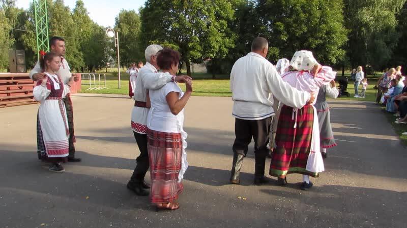 Полька-бабачка (розныя варыянты)