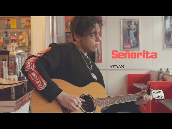 SEÑORITA - Shawn Mendes, Camila Cabello (Cover by AYDAN)