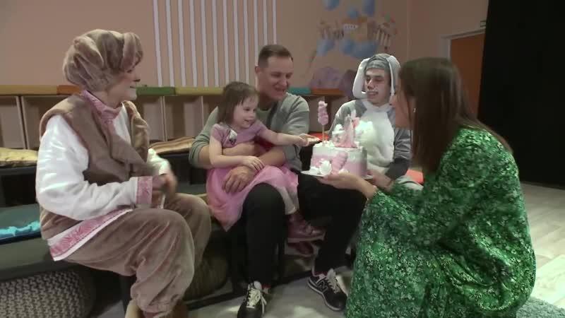 Кот Вильям на День ангела 5 канал