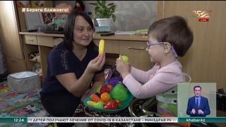 Трехлетней девочке поможет курс реабилитации в Челябинске
