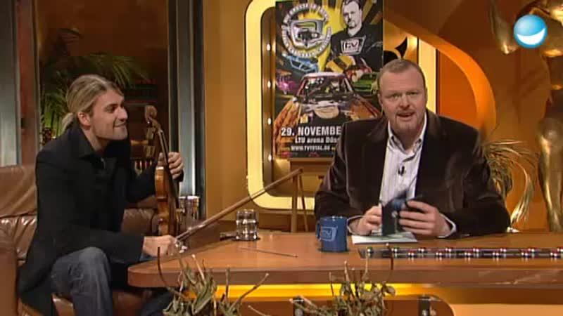 TV total David Garrett live Zorba Ganze Folgen online schauen MySpass 25950 61 null via Skyload