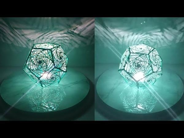 Рисуем ночник 3D ручкой|DIY Nightlight|3D Pen| gadgetboss.ru