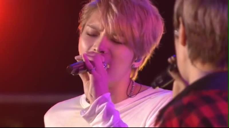 [DVD cut] Kim jaejoong - 09.Shiny Day (feat. Gummy) _2013 1st Album Asia Tour Concert in Japan_